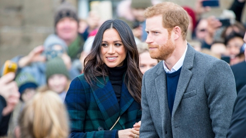 Harry & Meghan Considered Moving to This Country Instead of America After Leaving the UK | StyleCaster
