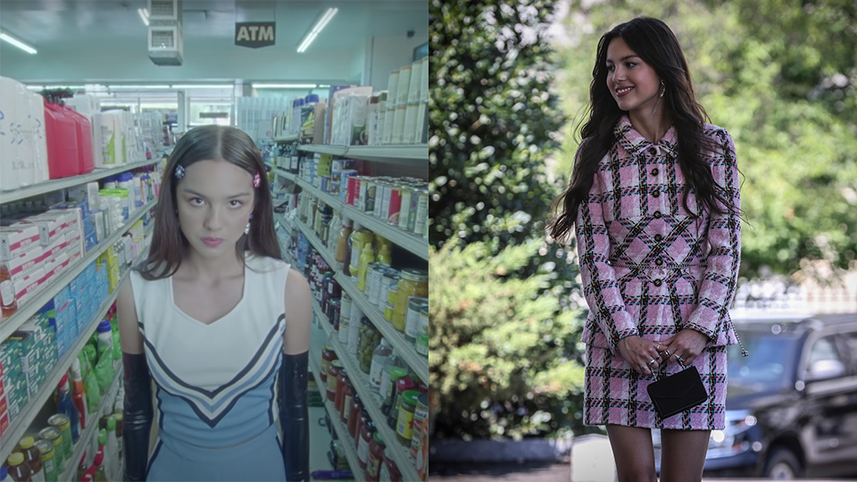 How to Dress as Olivia Rodrigo For Halloween—Including Where to Get Her 'Good 4 U' Gloves | StyleCaster