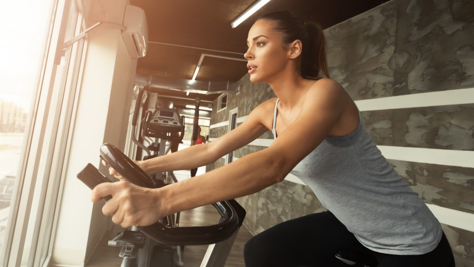 These Premium Fitness Bikes Are *Almost* As Good as the Coveted Peloton | StyleCaster