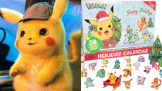 There's a Pokémon Advent Calendar & It Includes a Sleigh For Pikachu—Get It Before It's Gone