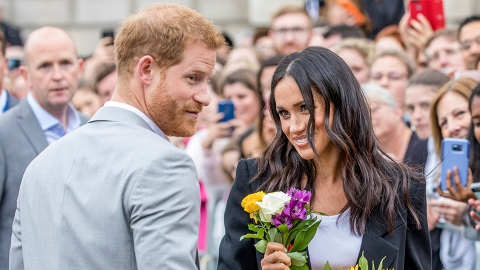 Harry & Meghan Just Shared Their 1st Photo of Lilibet 2 Months After Her Birth | StyleCaster