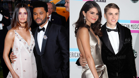 Here's Selena Gomez's Complete Dating History, From Justin Bieber to The Weeknd   StyleCaster