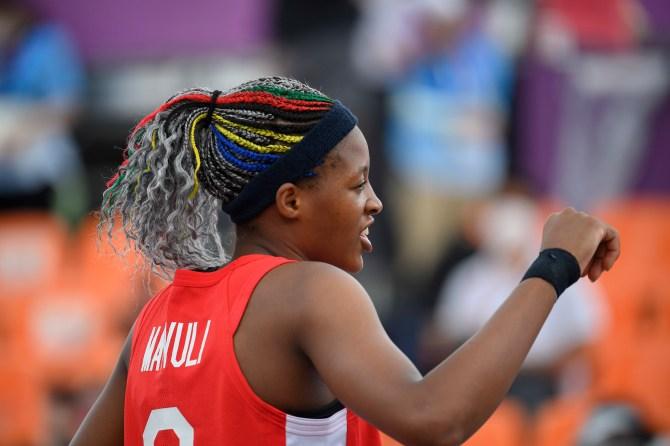 Stephanie Mawuli