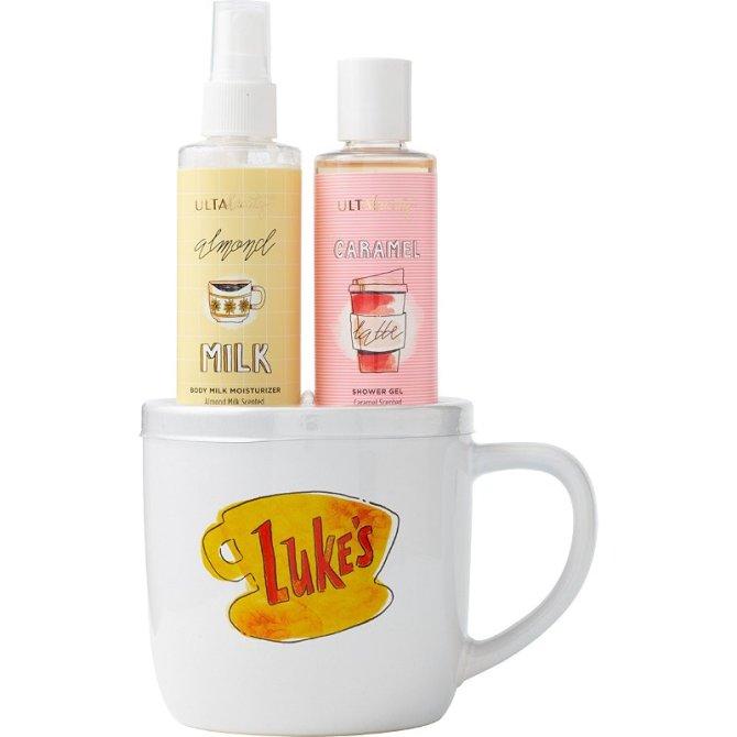 Ulta Beauty Collection X Gilmore Girls Luke's Diner Bath Set