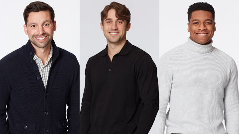 The Next Bachelor Is Here & There Are Already Photos of Him Filming His New Season   StyleCaster