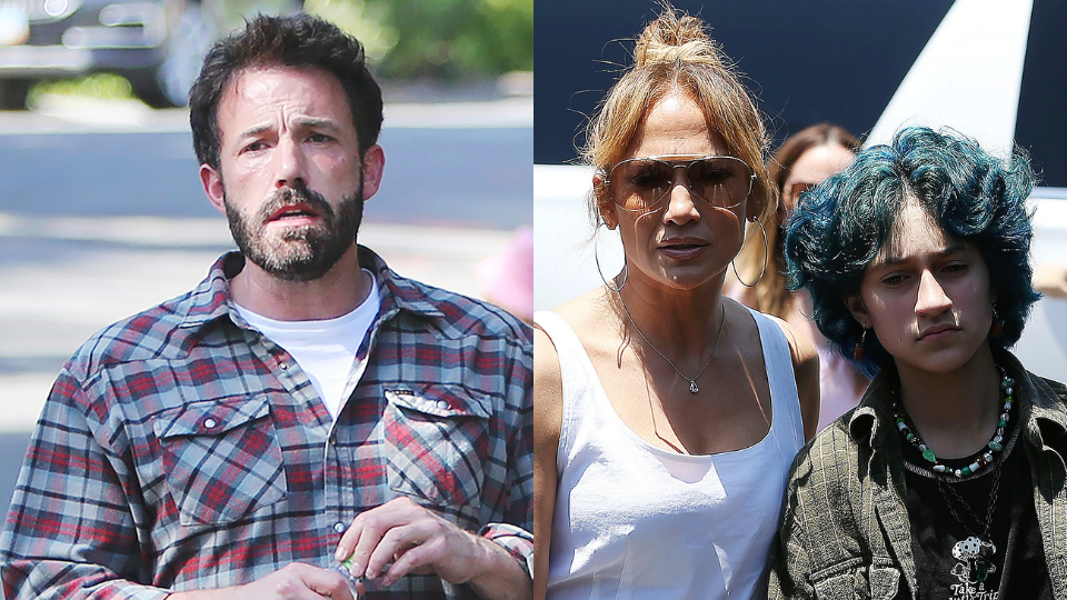 Ben Affleck, Jennifer Lopez, Emme