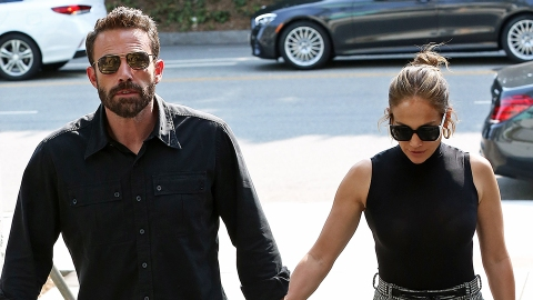 Bennifer Has Officially Entered The Matching Outfits Phase Of Coupledom | StyleCaster