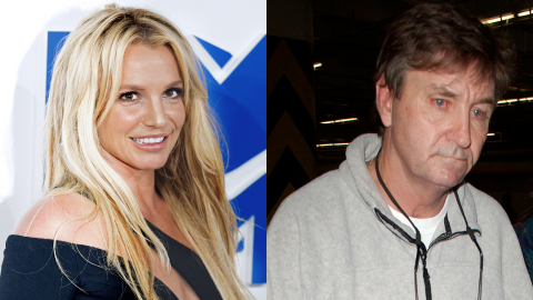 Britney Just Subtly Responded to Her Dad Stepping Down as Conservator After 'Abuse' Claims   StyleCaster