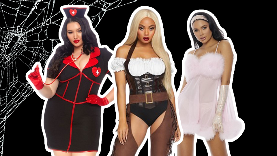 15 Sexy Halloween Costumes Perfect For A Spooky Thirst Trap