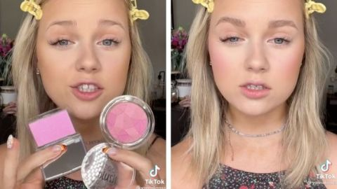 TikTok Swears This $3 Blush Is A Dupe For The Popular Dior Rosy Glow   StyleCaster