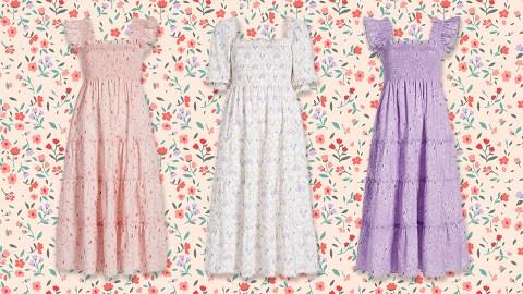 Hill House Home's 'Bridgerton'-Inspired Nap Dress Is Peak Regencycore | StyleCaster