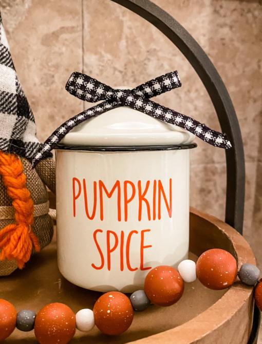 STYLECASTER   Etsy Pumpkin Spice