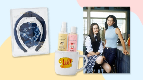 Ulta's 'Gilmore Girls' Collab Would Definitely Be Rory- & Lorelai-Approved | StyleCaster