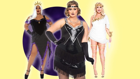12 Plus-Size Halloween Costumes To Shop Before Spooky Season Starts   StyleCaster