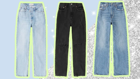All Abercrombie Jeans Are 30% Off & I Simply Can't Resist | StyleCaster