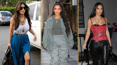 An Analysis Of Kim Kardashian's Style—Before & After Kanye West   StyleCaster