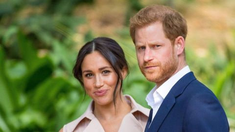 Harry & Meghan Are 'Not Surprised' by the Queen's Response to the Royals' Racism | StyleCaster