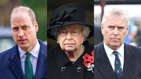 Prince William Is 'Concerned' Prince Andrew's Scandal Is Too Much 'Turmoil' for the Queen | StyleCaster