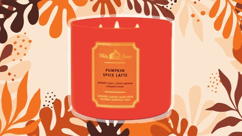 It's PSL Season at Bath & Body Works & These Candles Will Satisfy Your Sweet Tooth | StyleCaster