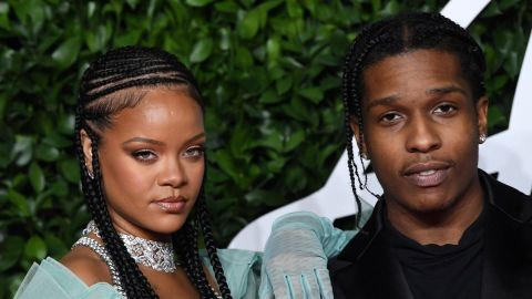 Rihanna & A$AP Rocky Are 'Madly in Love'—Here's How 'Soon' an Engagement Might Happen   StyleCaster