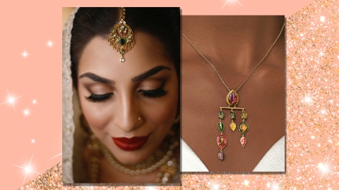 12 South Asian Fashion Brands, Jewelers & Creators We Love | StyleCaster
