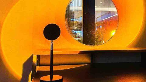 Sunset Lamps Are TikTok's Secret To Easy, Vibey Home Decor | StyleCaster