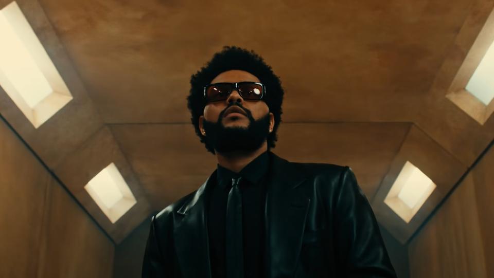"The Weeknd, ""Take My Breath"" Music Video"