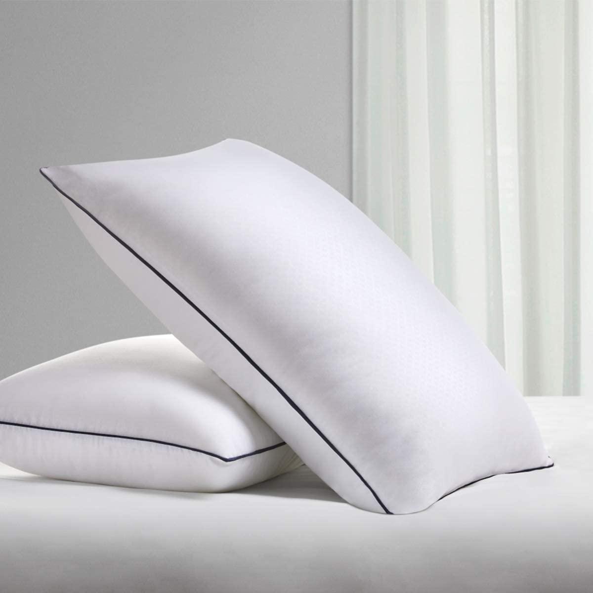 Coolzon Bed Pillows.