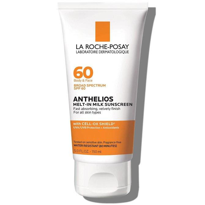La Roche-Posay Anthelios Melt-In Sunscreen Milk Body & Face Sunscreen