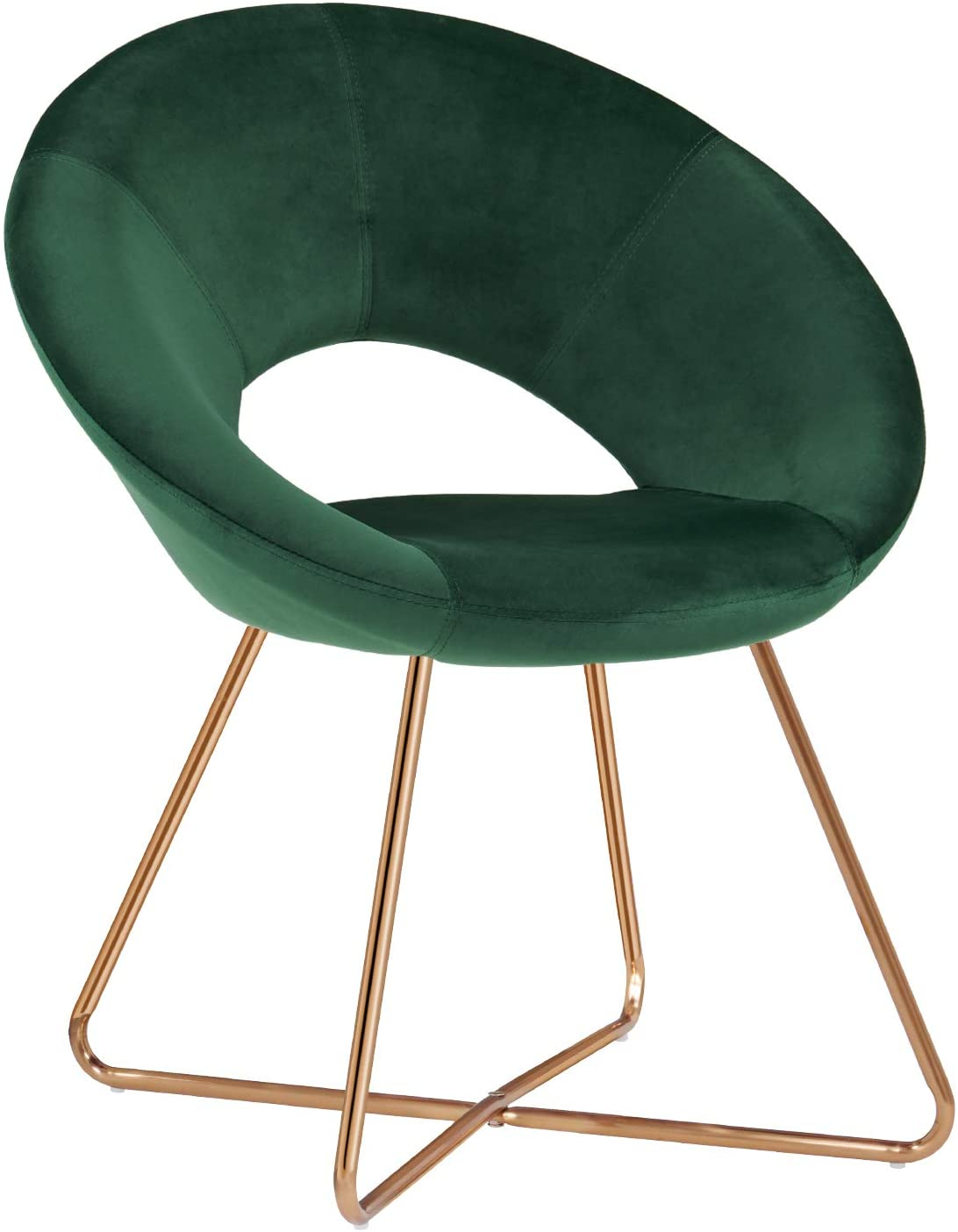 Duhome Modern Accent Velvet Chairs