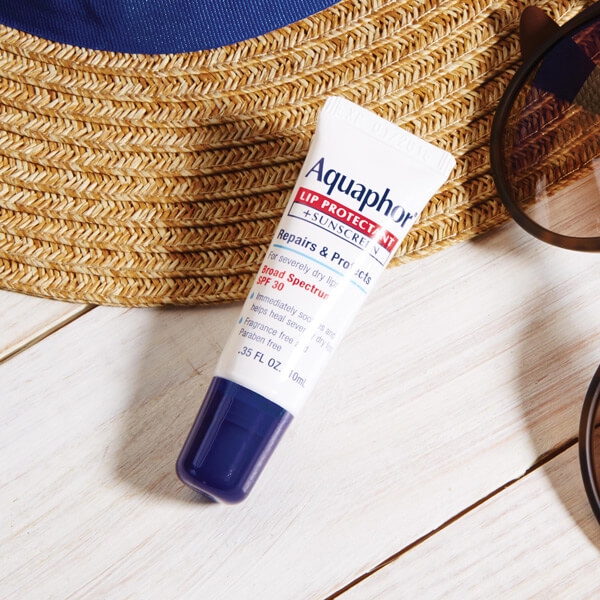 Aquaphor Lip Protectant Sunscreen