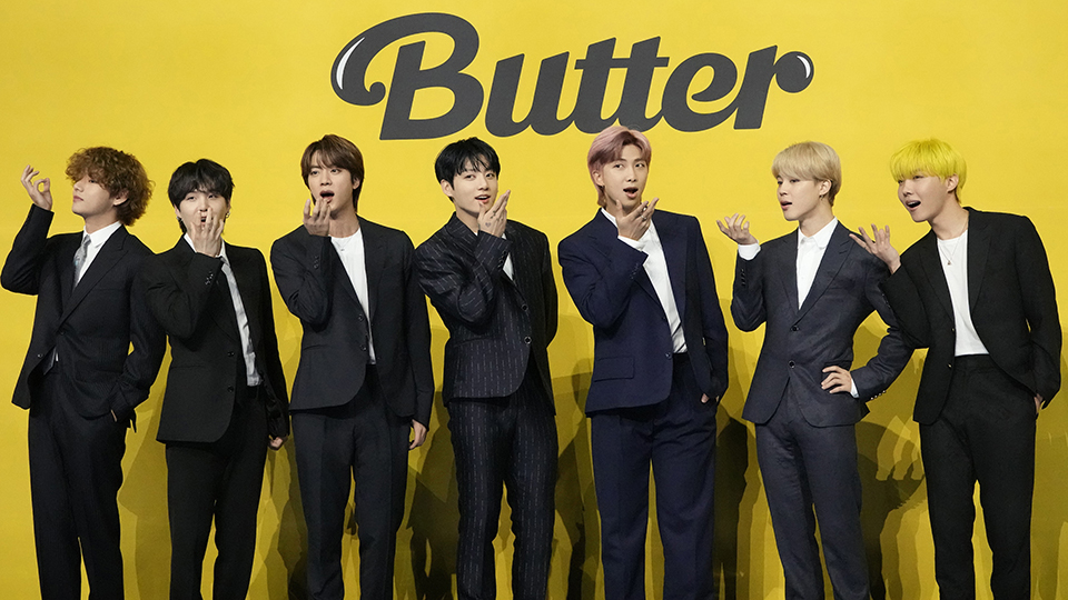 BTS Just Released a Song With Coldplay & Here's What Their Lyrics Mean in English | StyleCaster