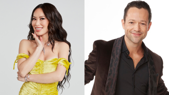 Christine Chiu Pasha Pashkov Brian Austin Green & His Girlfriend Are Partners on the New DWTS Season—Here Are Other Pairs