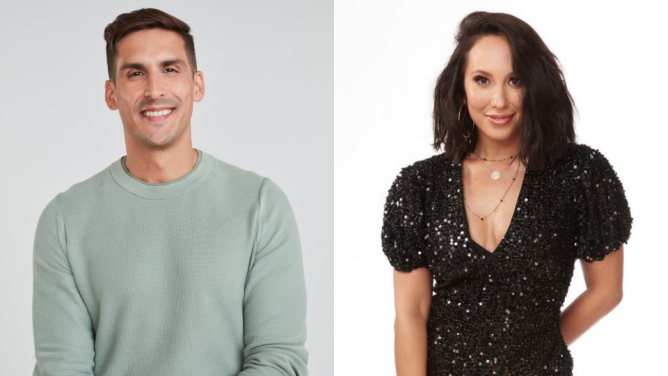 Cody Rigsby Cheryl Burke Brian Austin Green & His Girlfriend Are Partners on the New DWTS Season—Here Are Other Pairs
