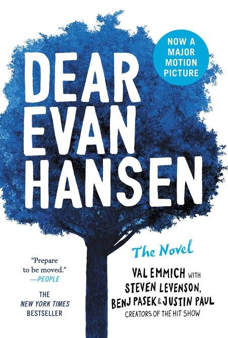 """Dear Evan Hanse"" by Val Emmich"