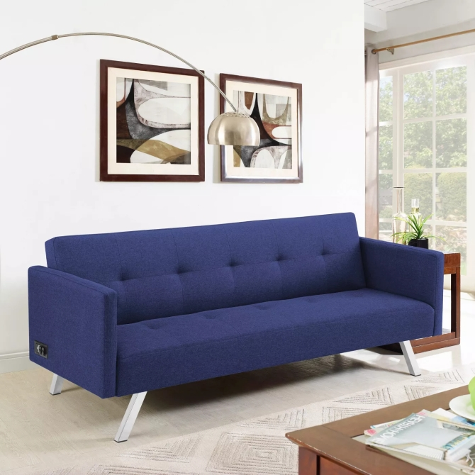 Prague Dream Convertible Sofa
