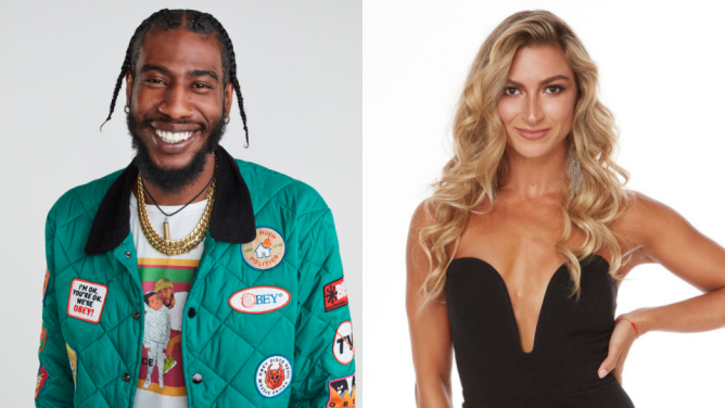 Iman Shumpert Daniella Karagach Brian Austin Green & His Girlfriend Are Partners on the New DWTS Season—Here Are Other Pairs