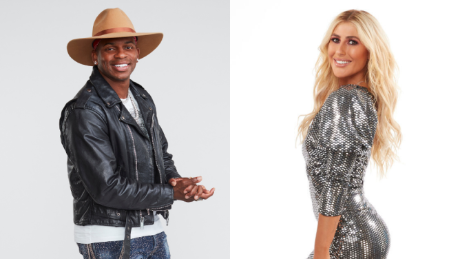 Jimmie Allen Emma Slater Brian Austin Green & His Girlfriend Are Partners on the New DWTS Season—Here Are Other Pairs
