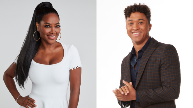 Kenya Moore Brandon Armstrong Brian Austin Green & His Girlfriend Are Partners on the New DWTS Season—Here Are Other Pairs