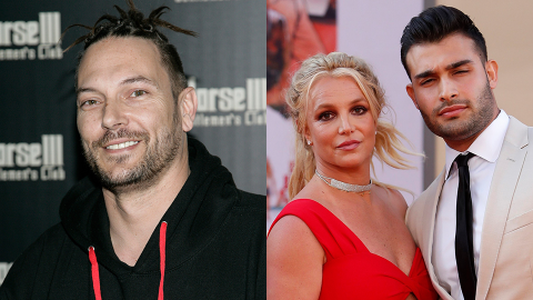 Here's What K-Fed Really Thinks of Britney's Engagement & New Fiancé   StyleCaster