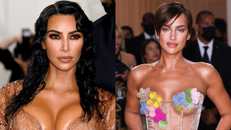 Kim Kardashian, Irina Shayk Met Gala 2021