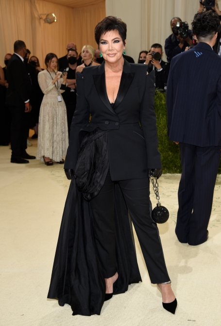 Kris Jenner Met Gala 2021