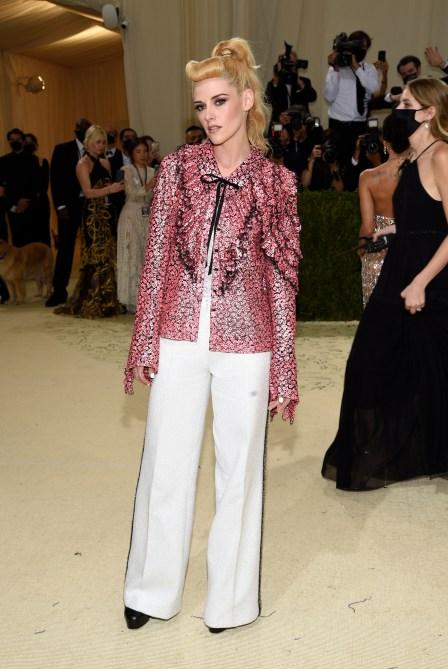 Kristen Stewart Met Gala 2021