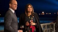 Mariska Hargitay Just Confirmed There's a Romance 'Percolating' Between Benson & Stabler