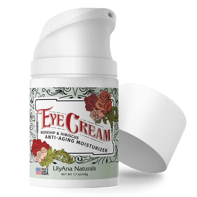stylecaster peter thomas roth eye cream dupes LilyAna Naturals