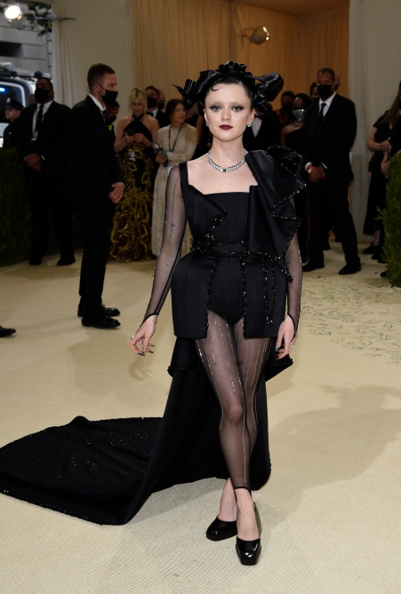 Maisie Williams Met Gala 2021 The Best Dressed Stars at the Met Gala Did Not Disappoint