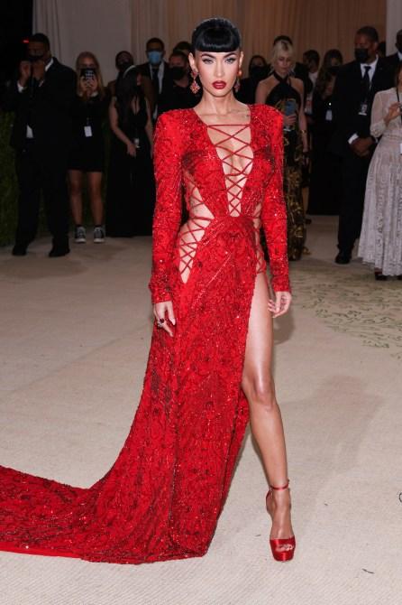 Megan Fox Met Gala 2021