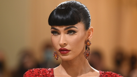 Megan Fox Just Attended the Met Gala Alone a Day After MGK's Fight With Conor McGregor | StyleCaster
