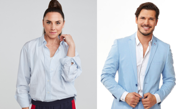 Mel C. Gleb Savchenko Brian Austin Green & His Girlfriend Are Partners on the New DWTS Season—Here Are Other Pairs