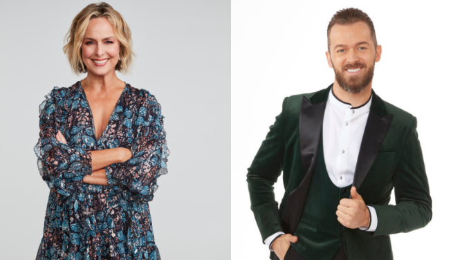 Melora Hardin Artem Chigvintsev Brian Austin Green & His Girlfriend Are Partners on the New DWTS Season—Here Are Other Pairs